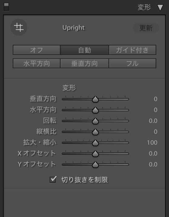 写真編集 Adobe  Lightroom レタッチ
