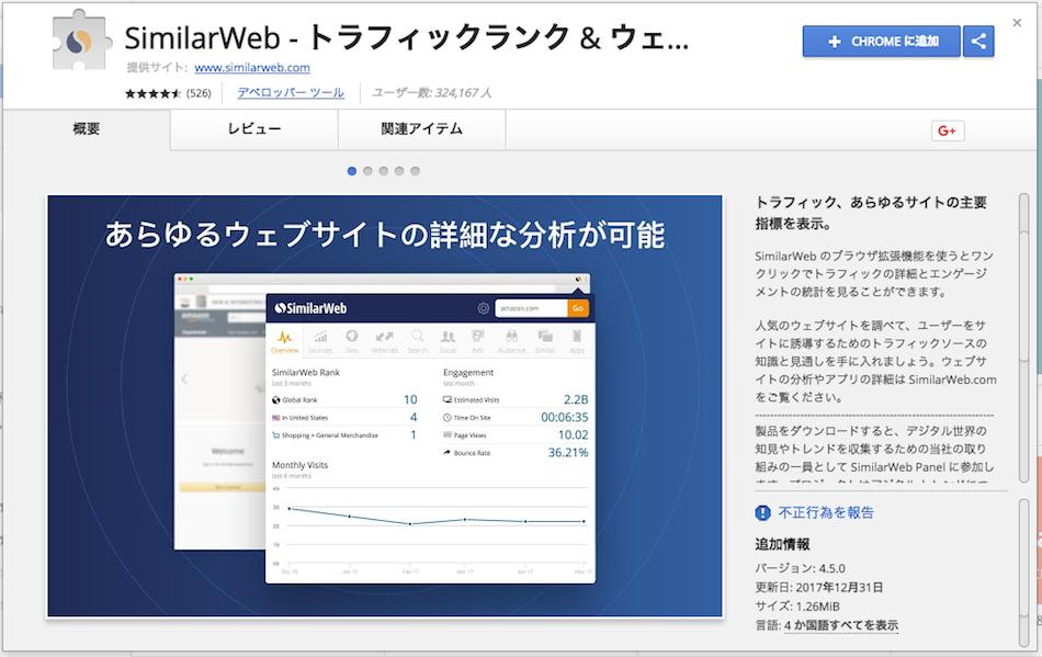 Google Chrome ウェブブラウザ
